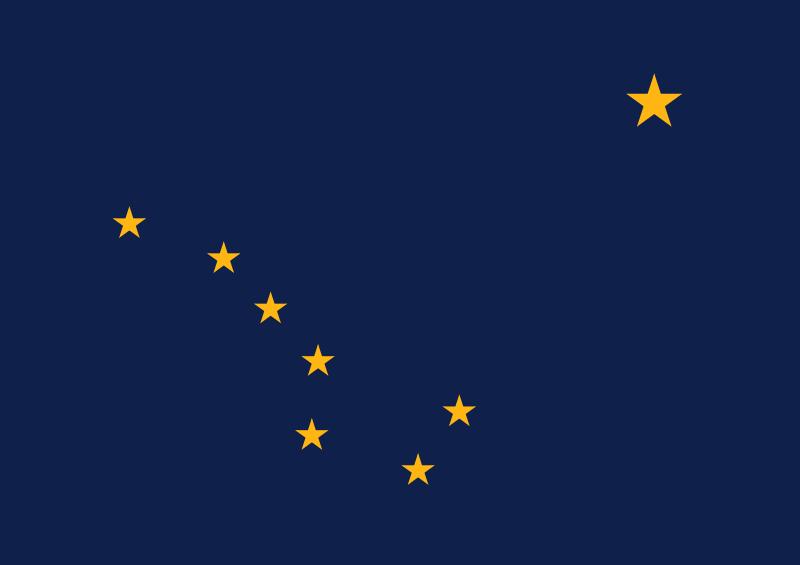 Bandera Alaska