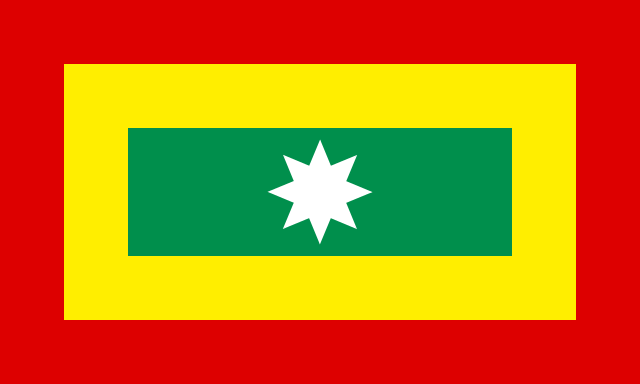 Bandera Barranquilla