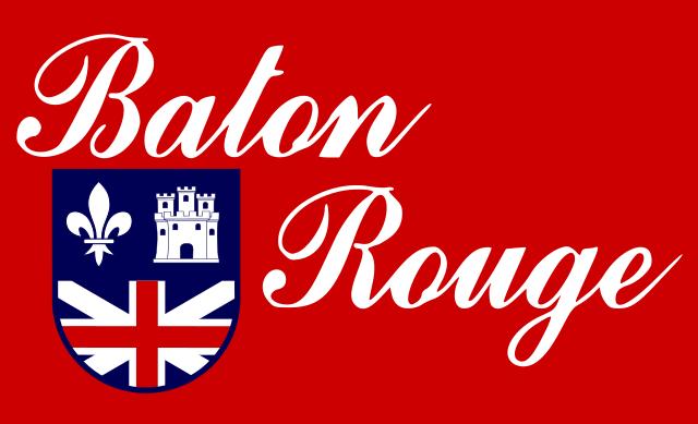 Bandera Baton Rouge