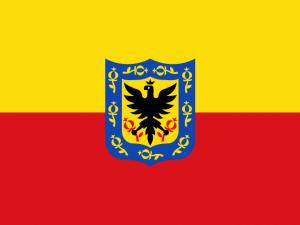 Bandera Bogotá