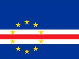 Bandera Cabo Verde
