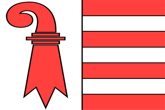 Bandera Cantón del Jura