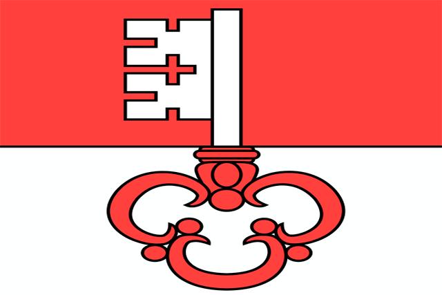 Bandera Cantón d'Obwald