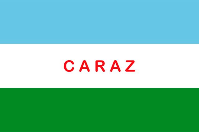 Bandera Caraz