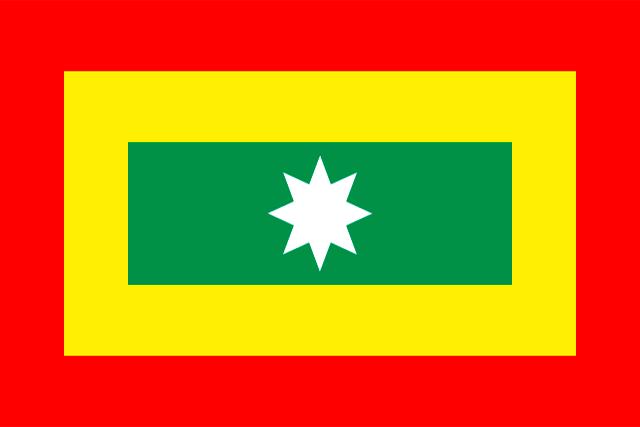 Bandera Cartagena de Indias