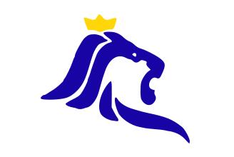 Bandera Ciudad de Luxemburgo