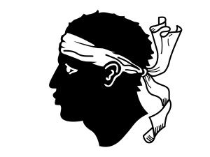 Bandera Córcega