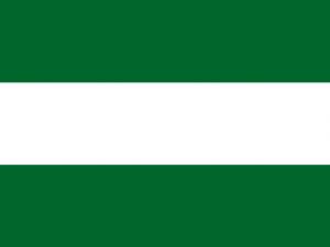 Bandera Andalucía S/E