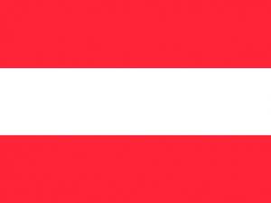 Bandera Austria