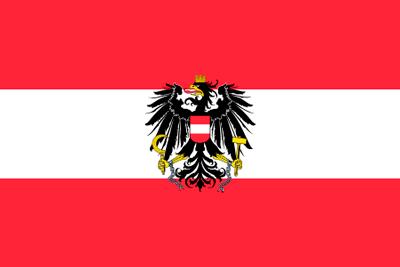 Bandera Austria C/E
