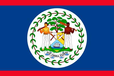 Bandera Belice