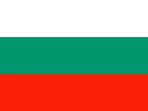 Bandera Bulgaria