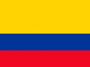 Bandera Colombia S/E