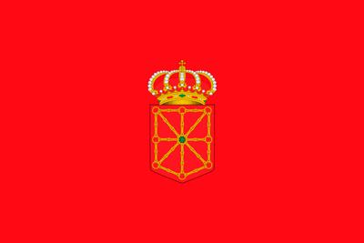 Bandera Comunidad Foral de Navarra