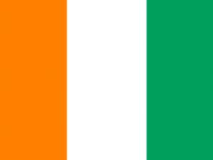 Bandera Costa de Marfil
