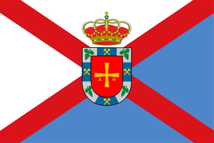 Bandera El Bierzo (Región)