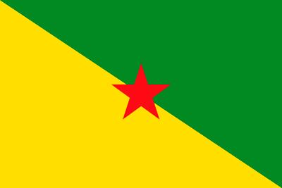 Bandera Guayana Francesa