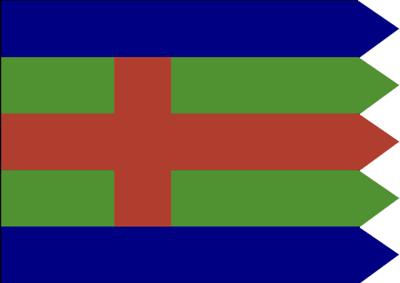 Bandera Jutlandia