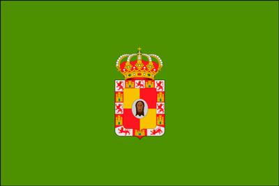 Bandera Provincia de Jaén