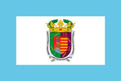Bandera Provincia de Málaga