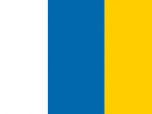 Bandera Canarias S/E