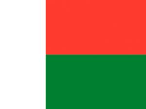 Bandera Madagascar