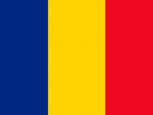 Bandera Rumania