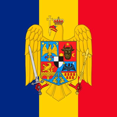 Bandera Rumania C/E