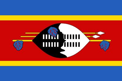 Bandera Suazilandia