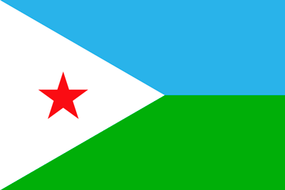 Bandera Yibuti