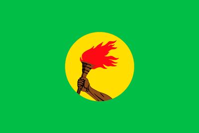Bandera Zaire