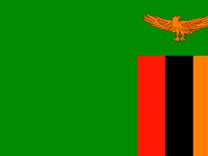 Bandera Zambia