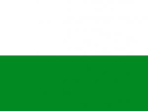 Bandera Departamento de Antioquía