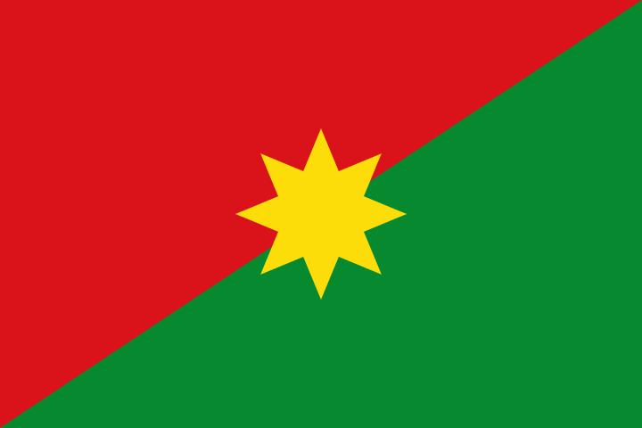 Bandera Departamento de Casanare