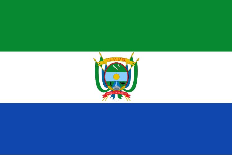 Bandera Departamento de Guaviare