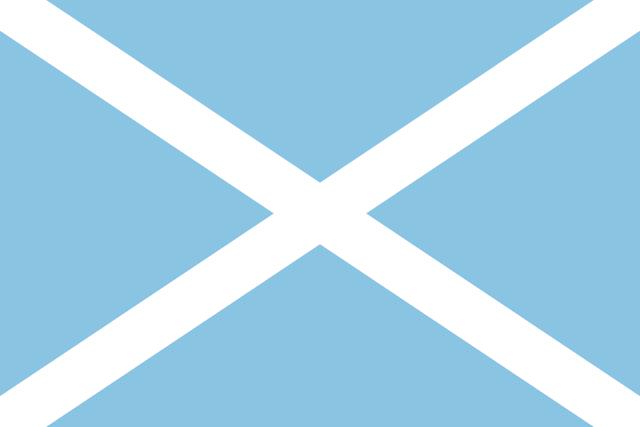 Bandera Departamento de San Andrés, Providencia y Santa Catalina