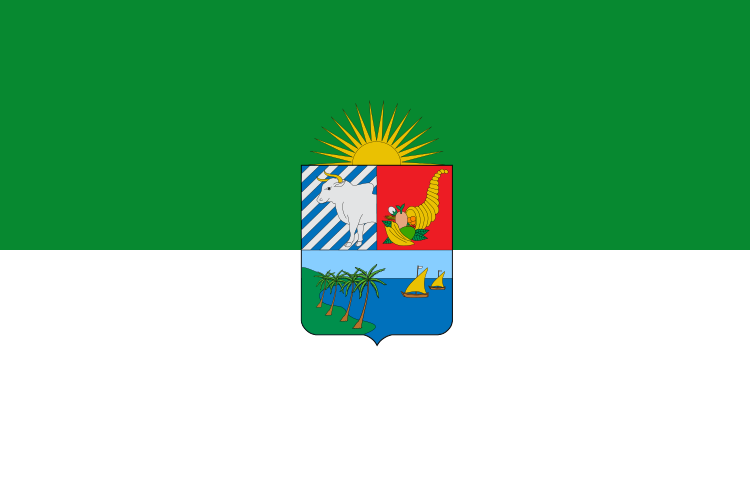 Bandera Departamento de Sucre