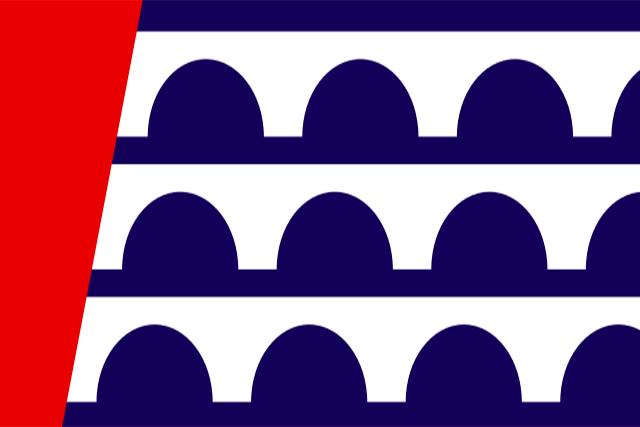 Bandera Des Moines