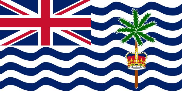 Bandera Diego García