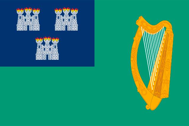 Bandera Dublín