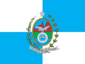 Bandera Estado de Río de Janeiro