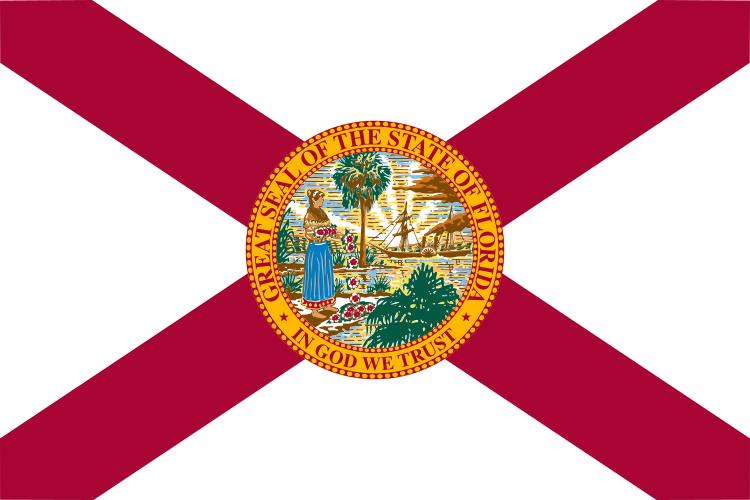 Bandera Florida
