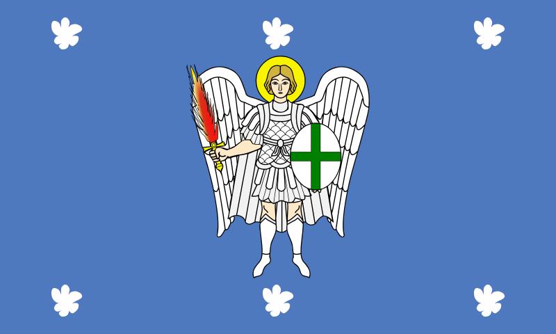 Bandera Iklin