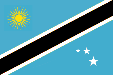 Bandera Isla Caribe