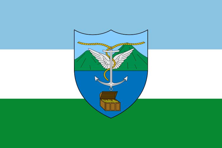 Bandera Isla de Providencia