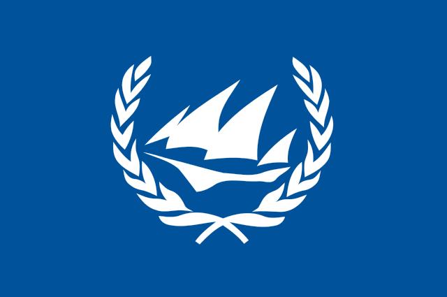 Bandera Isla del Giglio