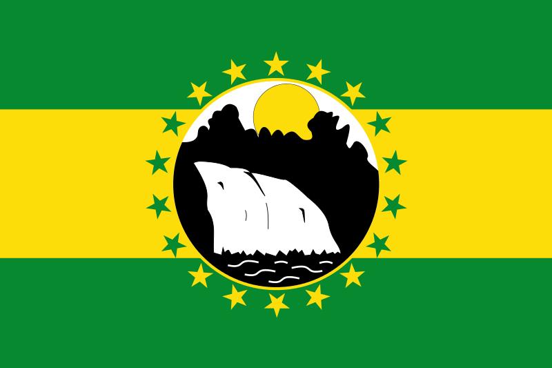 Bandera La Chorrera
