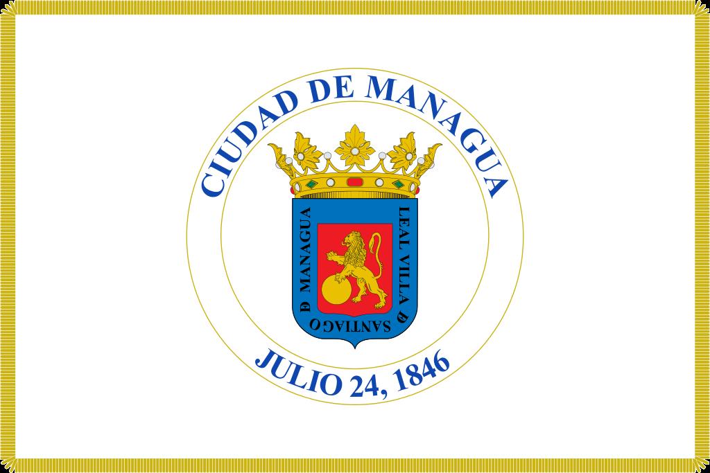 Bandera Managua