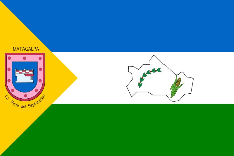 Bandera Matagalpa