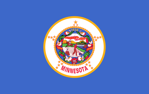 Bandera Minnesota